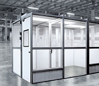 SIS 797 Hardwall Cleanrooms