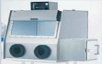 Series 300 and 600 Stainless Steel Gloveboxes