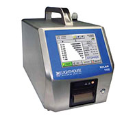 SOLAIR 1100LD 1.0 Cubic Feet Per Minute (ft³/min) Flow Portable Airborne Particle Counters